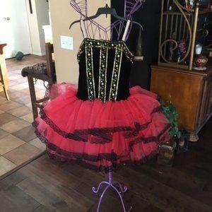 Halloween - Spainish ballerina